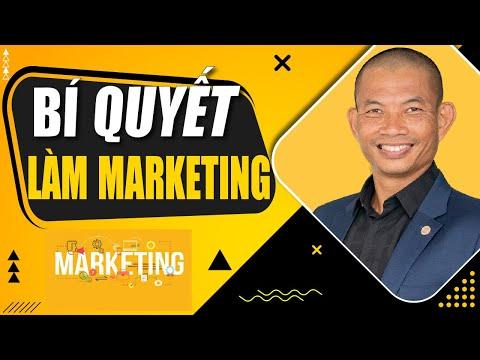 Thu hút Khách hàng và Bí quyết vô cùng đơn giản làm Marketing   Phạm Thành Long