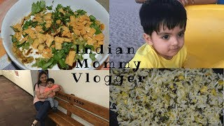 Vlog 2018: Made Famous Lucknowi Street Chaat |Life Of Indian Mom In USA | Real Homemaking