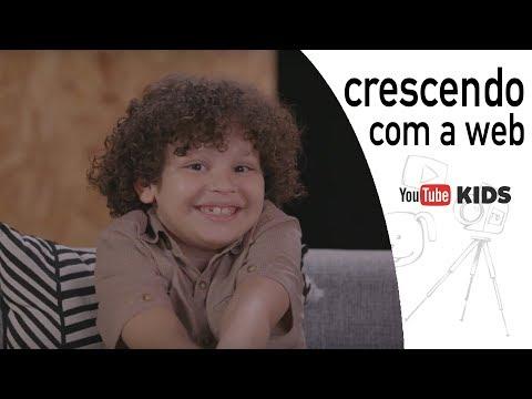 CRESCENDO COM A WEB - Isaac do VINE