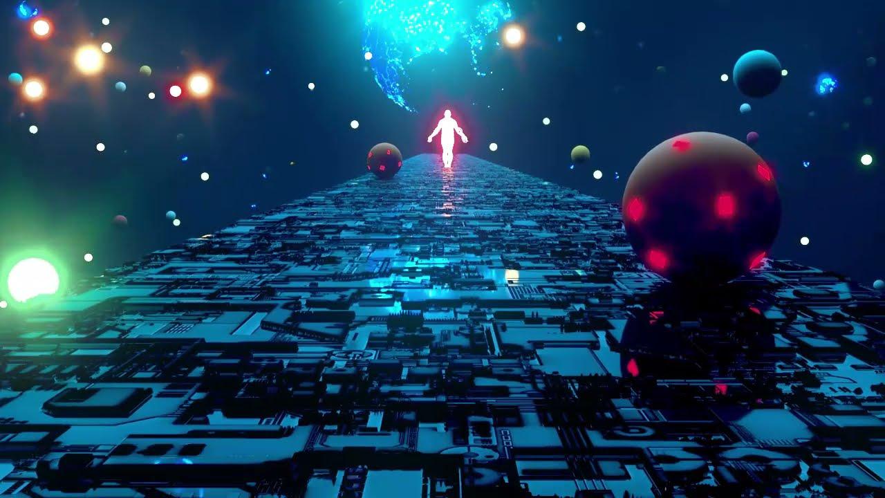 Download Sci Fi 3D Environment