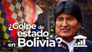 ¿Está BOLIVIA ante un GOLPE DE ESTADO de EVO MORALES? - VisualPolitik