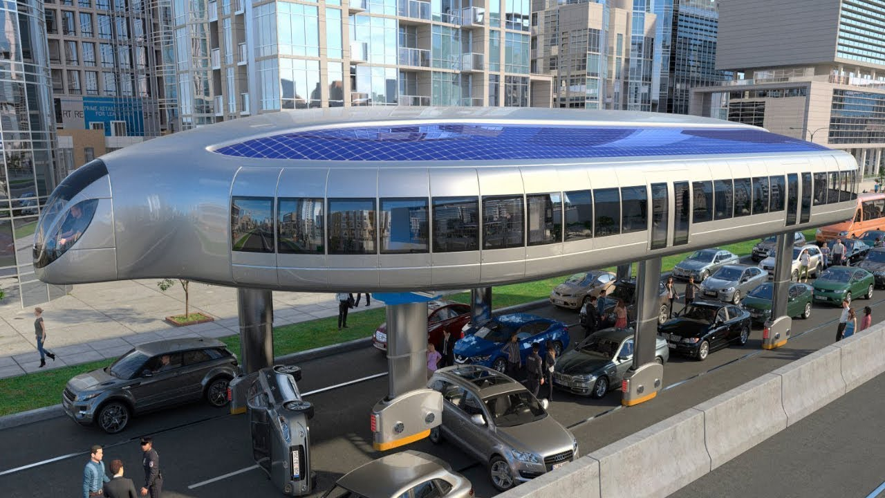 Future Public Transport – Next Generation Transportation System