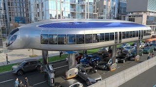 Future Public Transport - Next Generation Transportation System