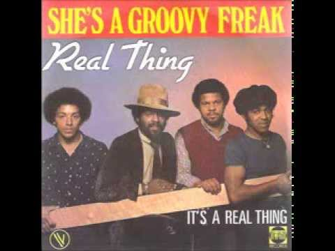 The Real Thing - She's A Groovy Freak (extended version)