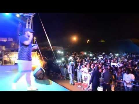 Cassper Nyovest -MAMA I MADE IT-live performance - Video by: Kefentse Pro Mamabolo