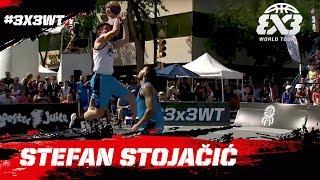 Serbian Stefan Stojačić is the Player of the Day! FIBA 3x3 World Tour Saskatoon Masters 2017 thumbnail