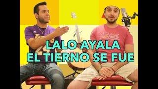 El Tierno Se Fue Con Lalo Ayala. @Acordeonísticos.