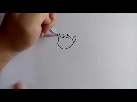 วาดการ์ตูนกันเถอะ สอนวาดการ์ตูน เบ็นเท็น ง่ายๆ