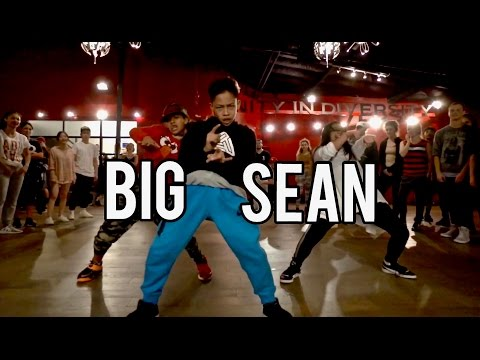"Big Sean - ""Marvin Gaye & Chardonnay"" (ft. Kanye West) - Choreography By NIKA KLJUN"