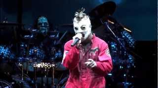10 Slipknot [Everything Ends] [Live at Knotfest - Somerset, WI - August 18th, 2012] HD