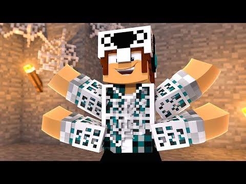 ARMADURA DE TEIA DE ARANHA !! - [ Vida de Aranha #7 ] - Minecraft