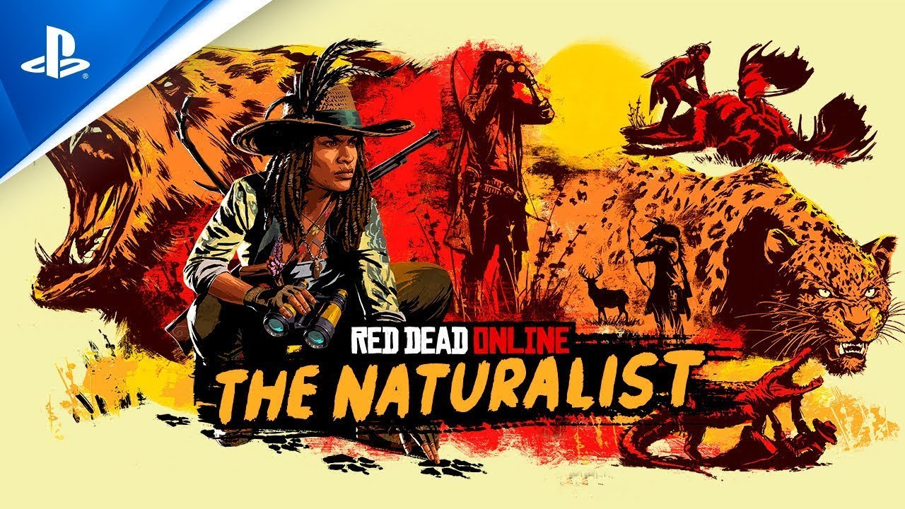 Red Dead Online - The Naturalist | PS4