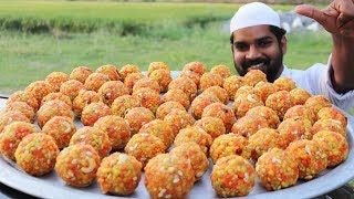 Laddoo recipe || Color full laddoo for hungry kids || Ladoo recipe || Nawabs kitchen
