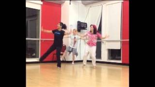 Bhangra World Record Oct 6 2013 Dance to Music with Achinta