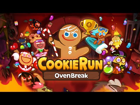 Cookie Run: OvenBreak – Sweet Endless Runner!