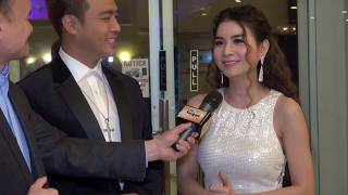 Tài tử ca sĩ Kha Ly & Thanh Duy ra mắt CD tại California.