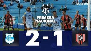 Gimnasia de Jujuy 2 VS Chacarita 1 | Fecha 2 | Primera Nacional | 2019/2020