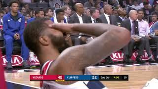 Washington Wizards vs LA Clippers: October 28, 2018