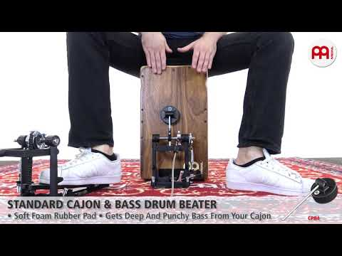 Cajon u Bass Drum Meinl CPB4 Standard Beater