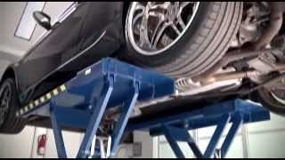 Awesome Garages - Bendpak Sp-7x In-ground Car Lift