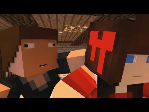 "Relationship Status!! (Newly Weds) ""Minecraft Animation"""