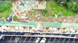 RARE Cape Cod Tornado Rips Off Roof, Causes Damage