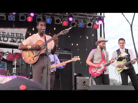 SXSW Leon Bridges & The Texas Gentlemen Better Man