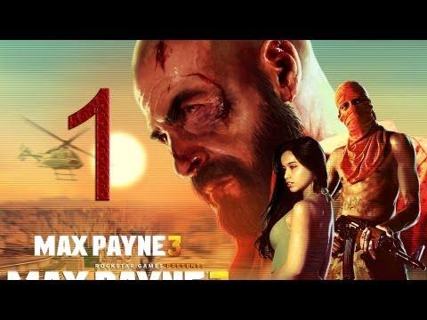 Max Payne 3 | Parte 1 | Español | Guía