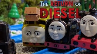 Thomas & Friends: Return of Diesel #1 Trailer | Shadows on the Mainland | Thomas & Friends