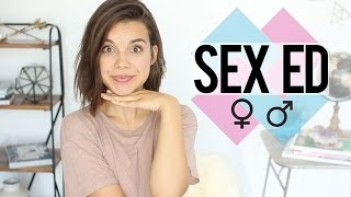Let's Talk About SEX ED! // #5MFU