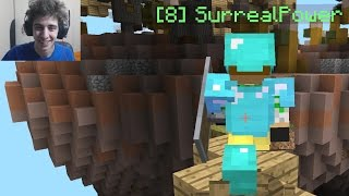 ABBIAMO VINTO LA SKYWARS! - Minecraft (Favij, Anima, SurrealPower, Dat Eco)