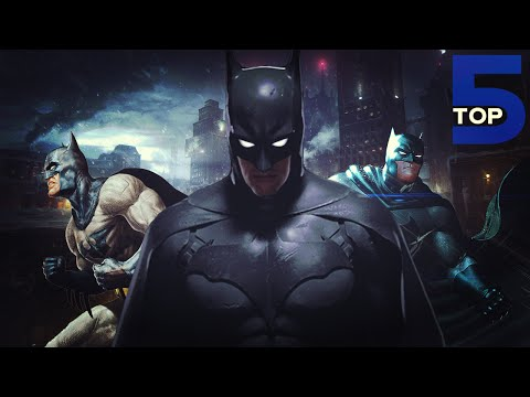 Top 5 Things That NEED To Be In The Next Batman Game