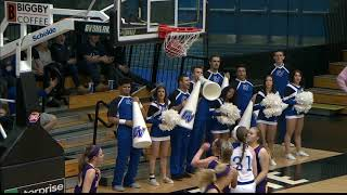 2017-18 Women's Basketball Highlights vs. #1 Ashland
