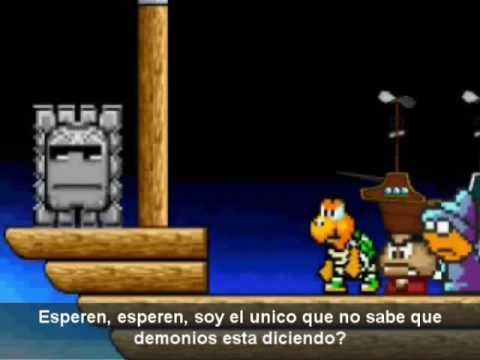 super mario bros z ep 1 espanol spanish real hd