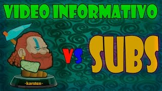 [Video Informativo] VS contra subs en Online Head Ball !!