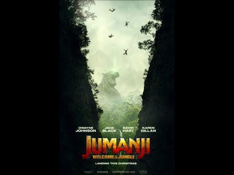 JUMANJI: ΚΑΛΩΣΗΡΘΑΤΕ ΣΤΗ ΖΟΥΓΚΛΑ (JUMANJI: WELCOME TO THE JUNGLE) - TRAILER (GREEK SUBS)