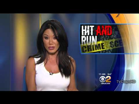 Sharon Tay 2015/09/10 CBS2 Los Angeles HD