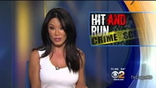 Sharon Tay 2015/09/10 CBS2 Los Angeles HD