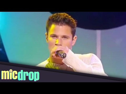 "98 Degrees ""The Hardest Thing"" LIVE Performance - MicDrop"
