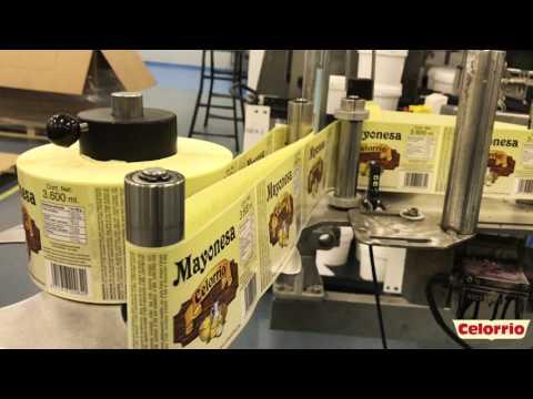Fabricación y envasado de la Mayonesa