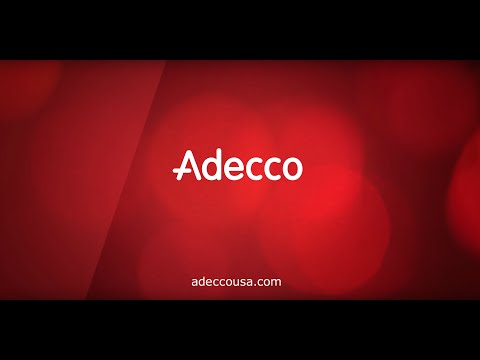 Adecco | The Workforce Behind Your Everyday Life