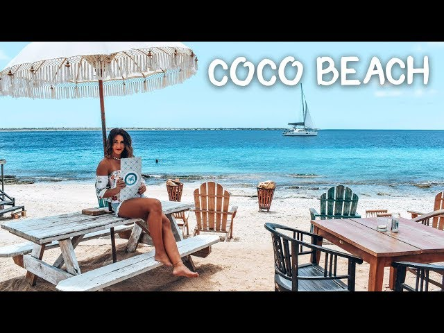 DIT IS COCO BEACH BONAIRE!