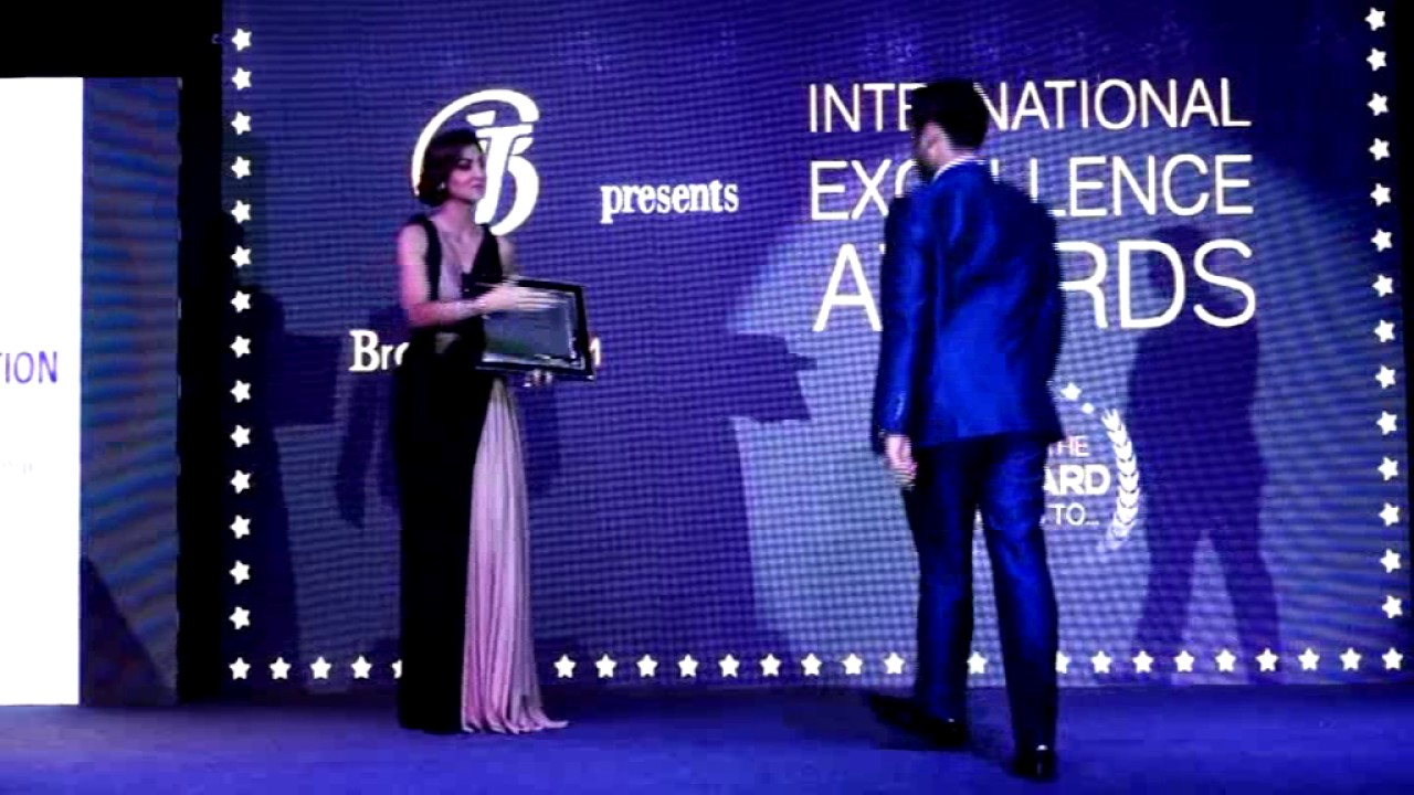 Heritage Institute of Management and Communication (HIMCOM) received Best  media academy award 2017