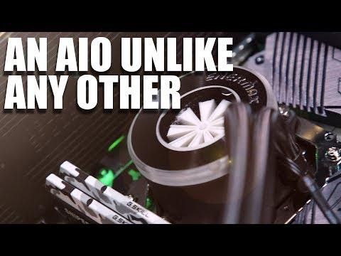 The craziest AIO I've reviewed - Enermax LIQFUSION 240mm RGB
