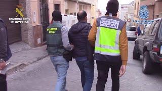 Desarticulado organización dedicada al tráfico de hachís en Melilla