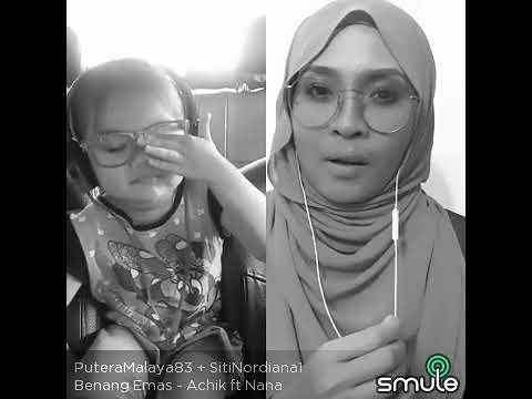 Benang Emas - Husna & Siti Nordiana
