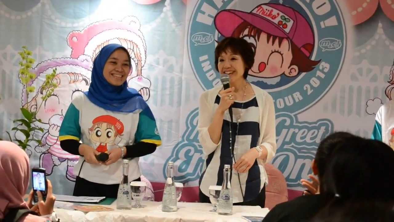 ono eriko meet and greet indonesia yahoo