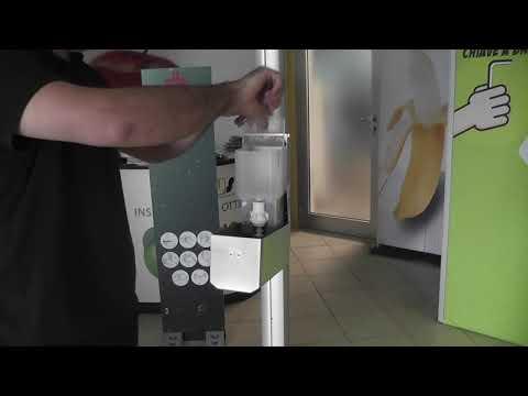 Dispenser automatico disinfettante mani | Personalizzabile