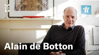 Alain de Botton — The True Hard Work of Love and Relationships