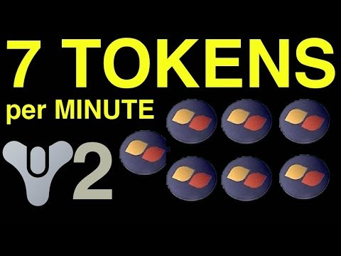 7 FWC Tokens/Minute - Future War Cult Faction Rally Tips - Destiny 2